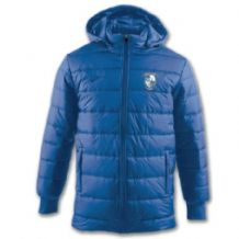 Ballynahinch Hockey Club Urban Winter Jacket Royal Blue - Youth  2018